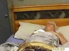 Fat Mature Fucks The Massage Boy