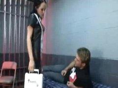 Nurse Blows Prisoner
