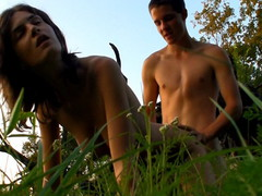 Irenka and Karol