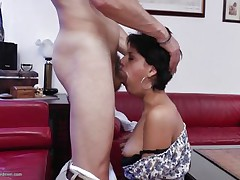 sakira making love with a horny old man