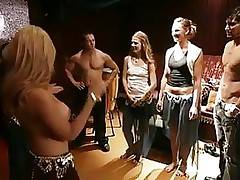 they are about to indulge in an orgy @ season 1, ep. 7