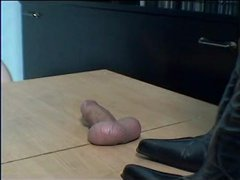 mistress cloe cock & ball trample