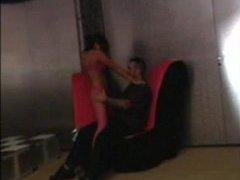 Eva Angelina Stripshow for 2 Boys