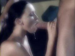 Sexy compilation of handjob cumshots