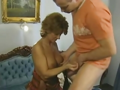 Redhead Mature German Mom